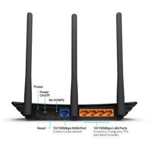 خرید مودم تی پی لینک مدل 450Mbps Wireless N Router 4 TL-WR940N