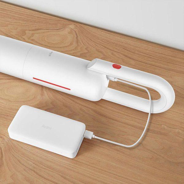فروش جارو شارژی deerma شیائومی مدل Deerma Handheld Wireless Vacuum Cleaner VC01