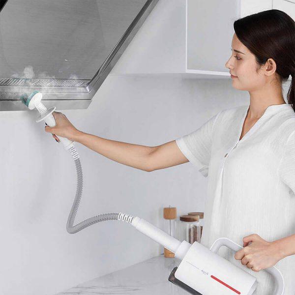 فروش بخارشوی deerma شیائومی مدل Deerma Multi-function Steam Cleaner - DEM-ZQ600