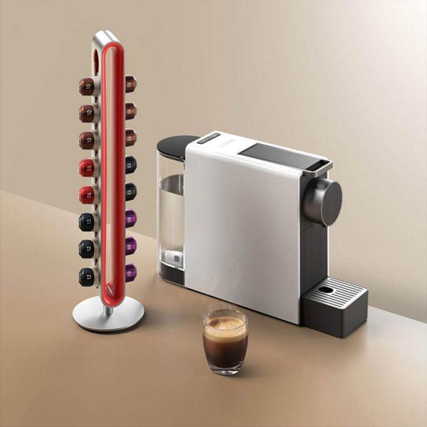 فروش دستگاه قهوه ساز شیائومی Scishare مدل SCISHARE Mini Capsule Coffee Maker S1201