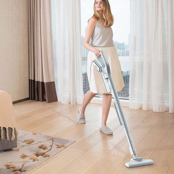 فروش جارو برقی deerma شیائومی مدل Deerma Vacuum Cleaner DX700