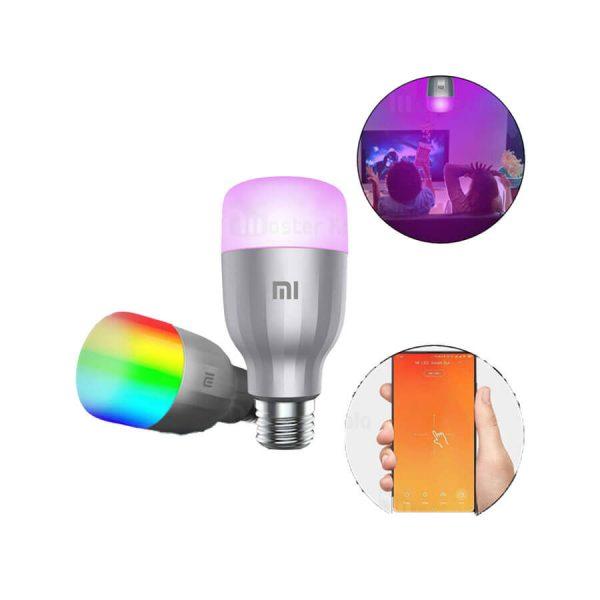 فروش لامپ هوشمند رنگی شیائومی MJDP02YL