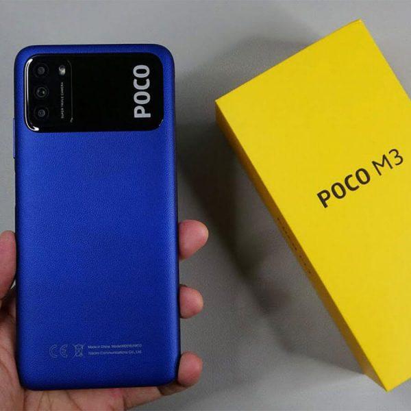 فروش گوشی شیائومی پوکو poco m3 128GB