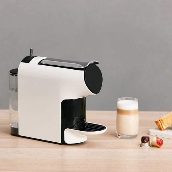 قیمت دستگاه قهوه ساز شیائومی Scishare مدل SCISHARE Mini Capsule Coffee Maker S1103