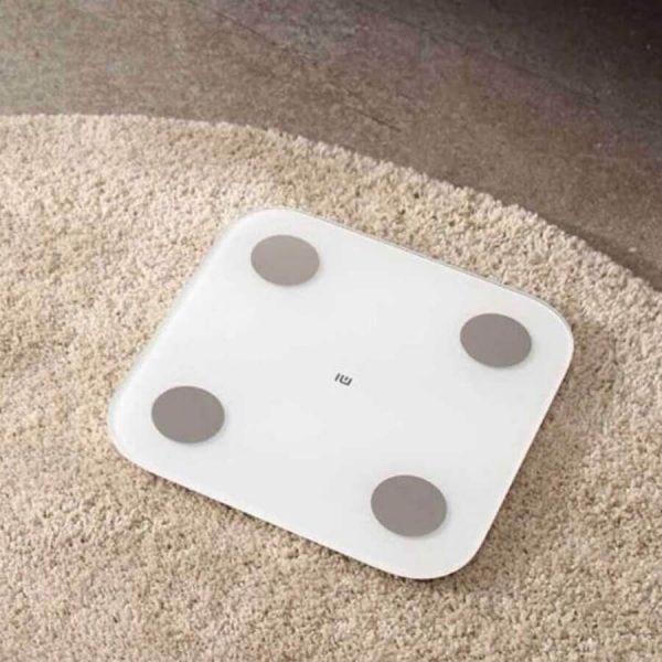 فروش ترازوی هوشمند ورژن 2 شیائومی - Mi Body Composition Scale 2