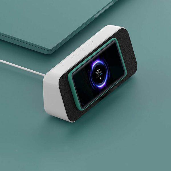 فروش اسپیکر بلوتوث و شارژر وایرلس شیائومی مدل XMWXCLYYX01ZM
