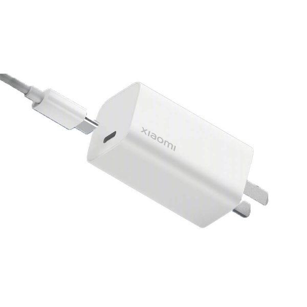فروش شارژر فست شارژ 65 واتی با فناوری GaN شیائومی