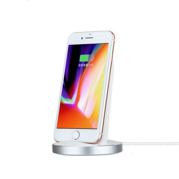 فروش داک شارژر وایرلس بی سیم مومکس Momax Q.Dock2 Fast Wireless Charger 10W