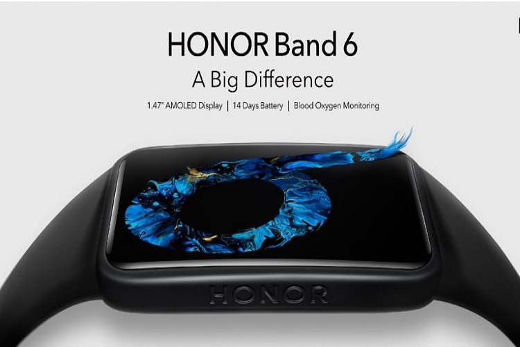 ساعت هوشمند HONOR Band 6 آنر معرفی شد