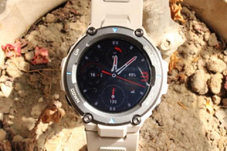 ساعت هوشمند جان سخت T-Rex Pro آمازفیت معرفی شد