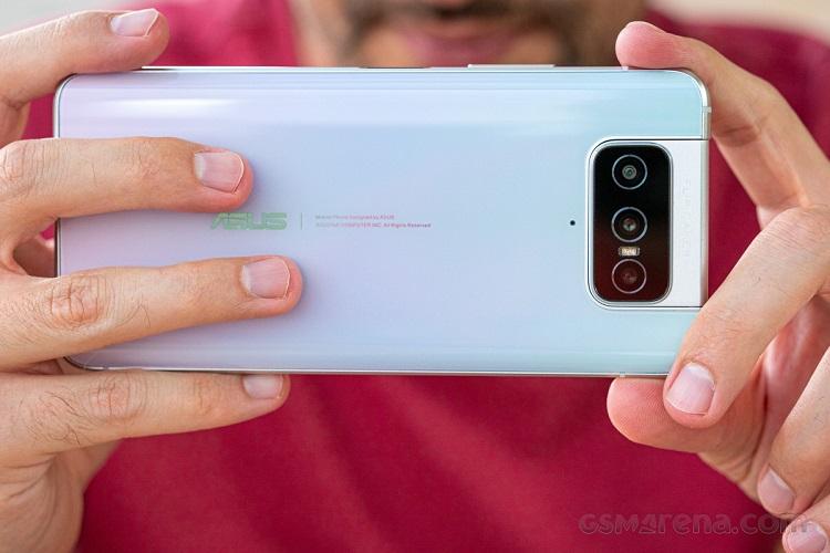 ایسوس سه مدل گوشی Zenfone 8 را معرفی می کند