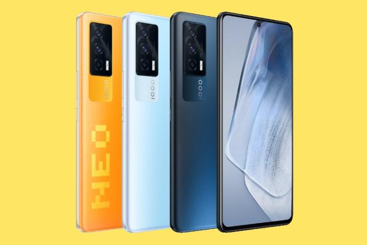 گوشی هوشمند iQOO Neo 5 با پردازنده اسنپدراگون 870 رونمایی شد