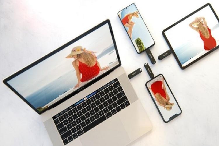 SanDisk دارای یک درایو فلش جدید است که با iPhone و USB Type-C کار می کند