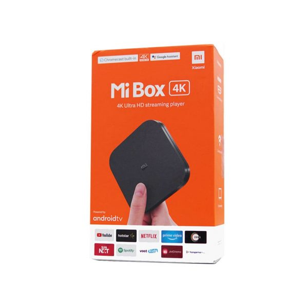 پخش کننده خانگی شیائومی مدل Mi Box 4K MDZ-22-AB