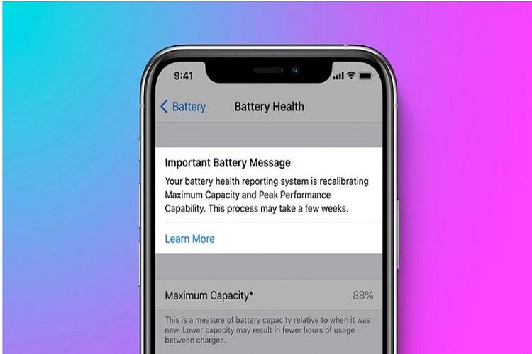 با کالیبره شدن iOS 14.5 باتری آیفون بهبود پیدا می کند