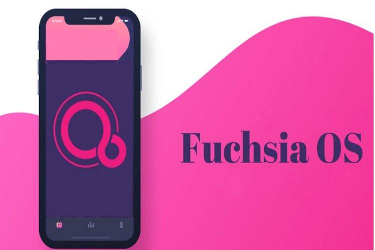 سامسونگ به دنبال استفاده از سیستم عامل Fuchsia OS