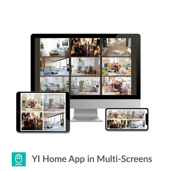 Yi Dome Camera U