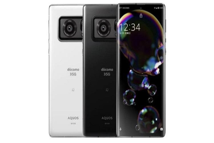 گوشی هوشمند Aqous R6 شارپ با نمایشگر 240 هرتز معرفی شد