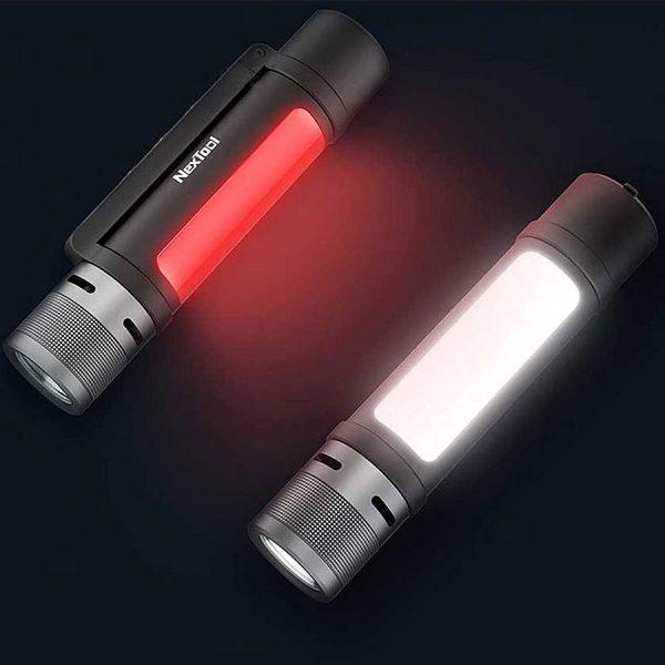NexTool Outdoor 6-in-1 Thunder Flashlight 1000LM