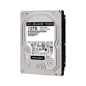 Western Digital 10TB WD Black Performance Internal Hard Drive HDD