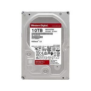 Western Digital 10TB WD Red Plus NAS Internal Hard Drive HDD