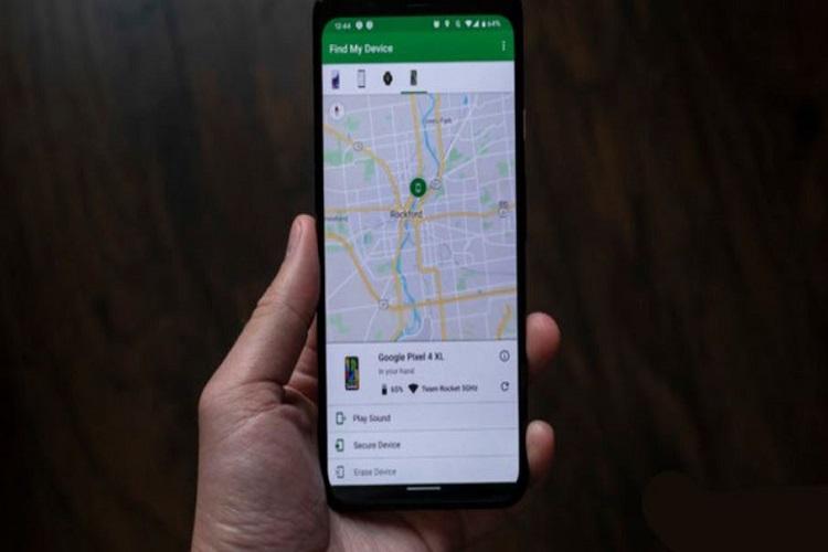 گوگل در حال توسعه شبکه مشابه Find My اپل است