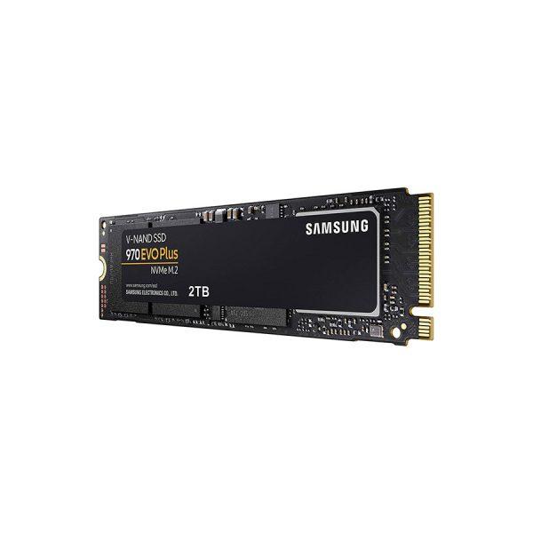 اس اس دی اینترنال سامسونگ مدل 970 EVO PLUS ظرفیت 2 ترابایت