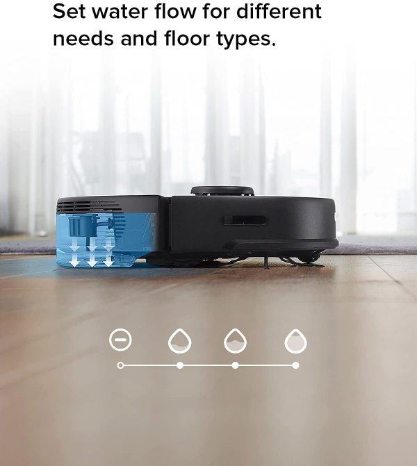 جارو برقی هوشمند شیائومی Roborock S5 Max